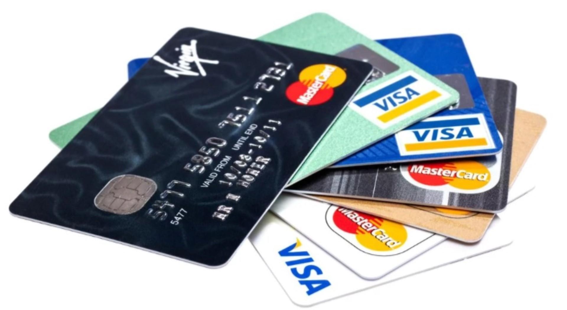 кредитная карта можно все же разбивается